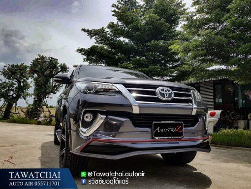 Toyota FORTUNER G4 2017