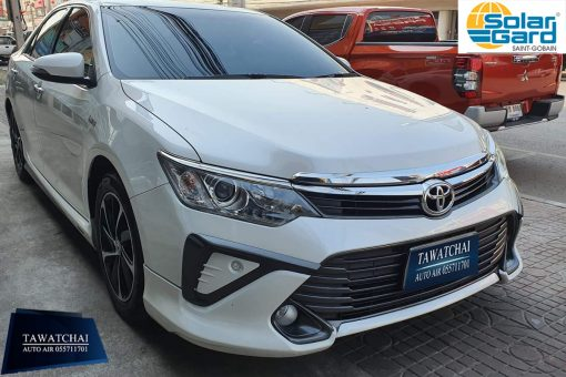 ฟิล์ม Solar gard Toyota camry