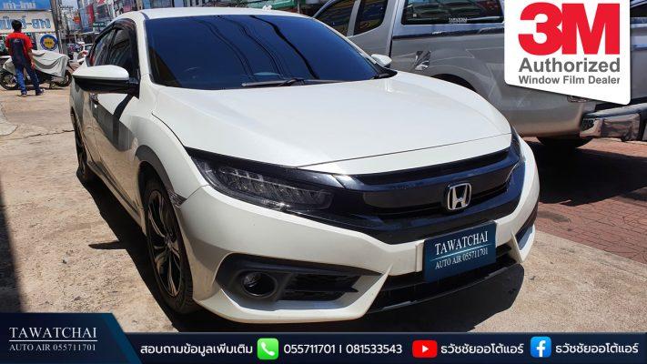 ฟิล์ม 3M Honda civic 2019 1