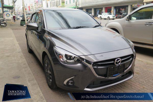 ฟิล์ม 3M Mazda 2