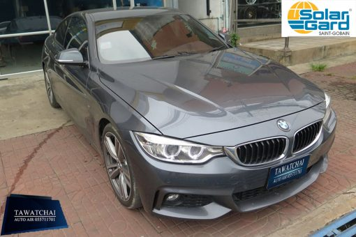 ฟิล์ม Solar gard BMW