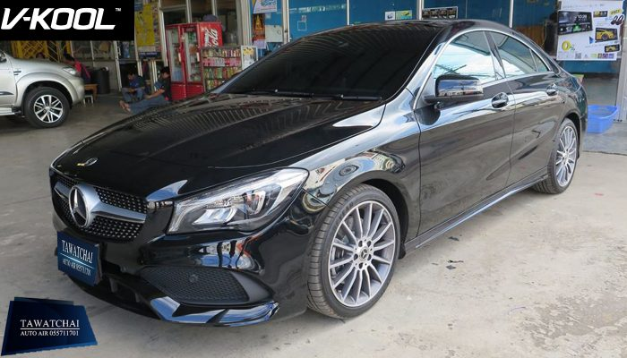 ฟิล์ม Vk 40 Mercedes-Benz