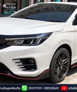 ชุดแต่ง Honda City 2020 รุ่น Damp RS 2