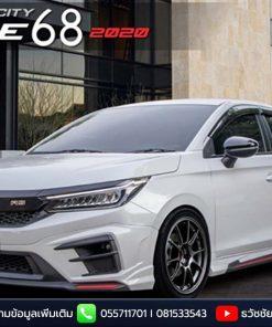 ชุดแต่ง Honda City 2020 RS รุ่น Drive 68 5
