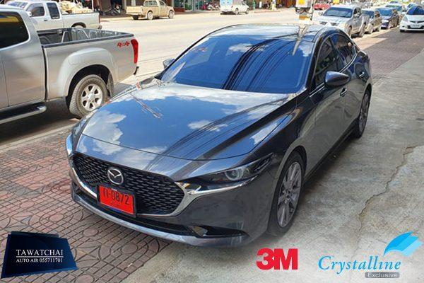 3M crystalline mazda 3 4D 2020