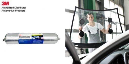 3m auto glass urethane windshield adhesive