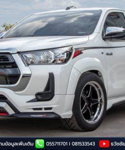 ชุดแต่ง Toyota Revo 2020 รุ่น Vazooma X